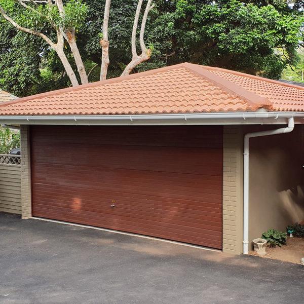 G003 - Double Garage with Double Door